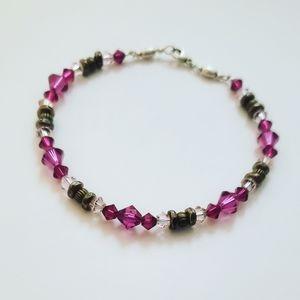 3 for $30 - Swarovski Crystal Bracelet